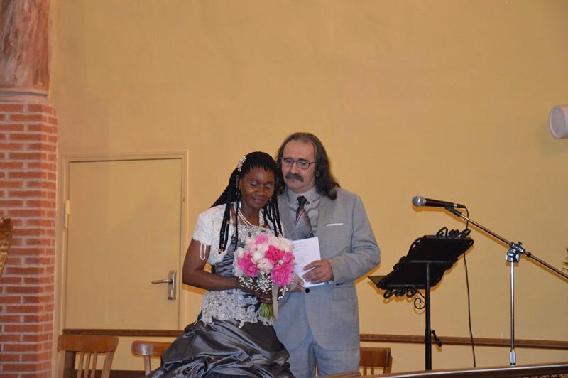 Antoinette et Frédéric, un mariage dans la fraternité