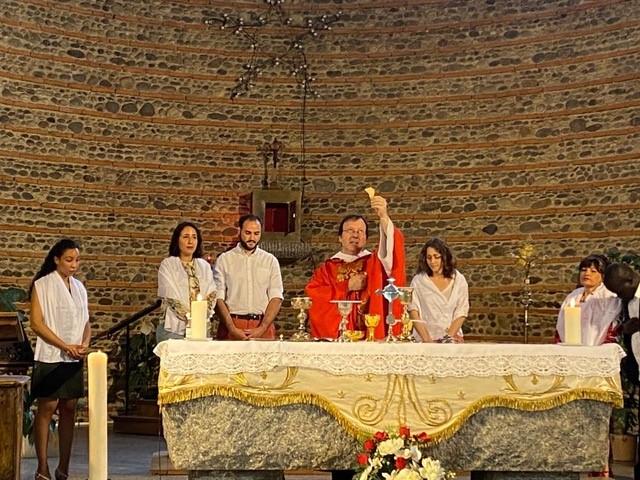 Baptême d'adultes : retour sur la belle cérémonie de Pentecôte