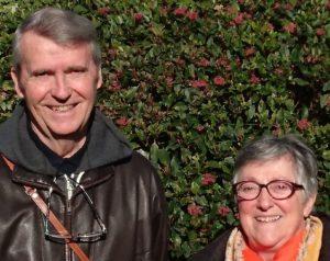 Cécile et Denis Gally