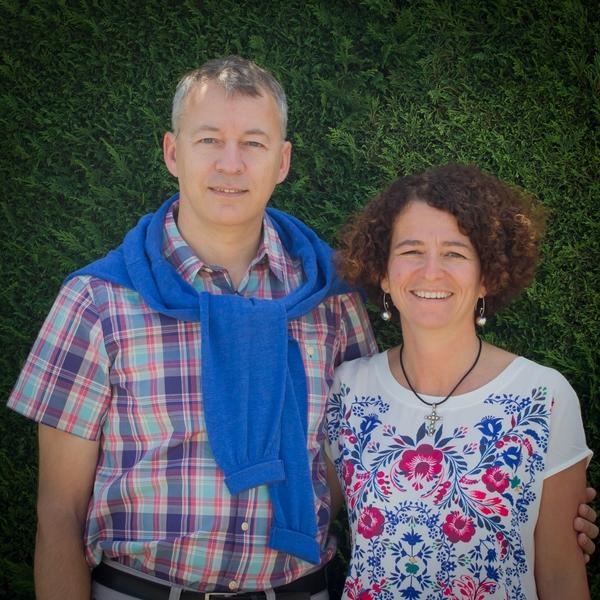 Isabelle et Patrick Marie d'Avigneau