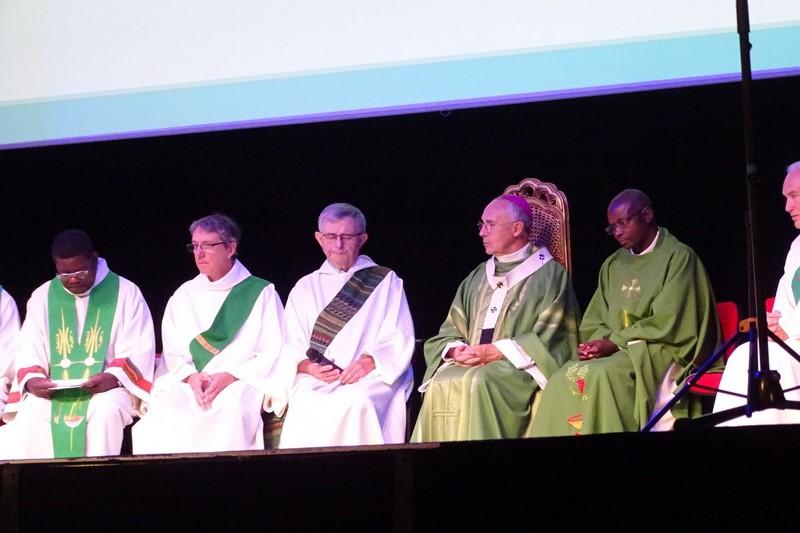 Installation de notre ancien curé : Aucamville-St-loup, jusqu'au bout auprès de père Joseph !